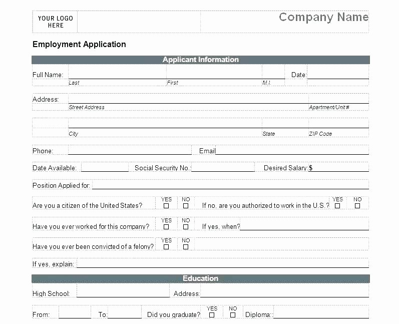Student Application form Template – Arabnormafo