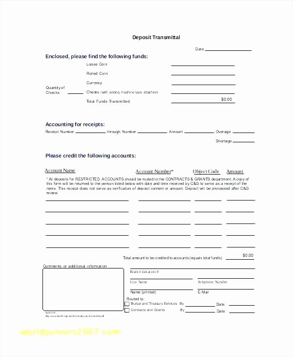 Submittal form Template Doc Transmittal Templates
