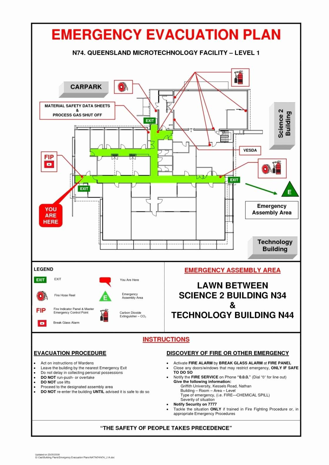Super Emergency Evacuation Checklist Fe66 – Documentaries