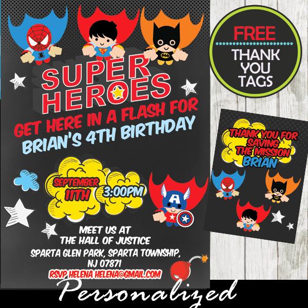 Superhero Symbols Free Printable