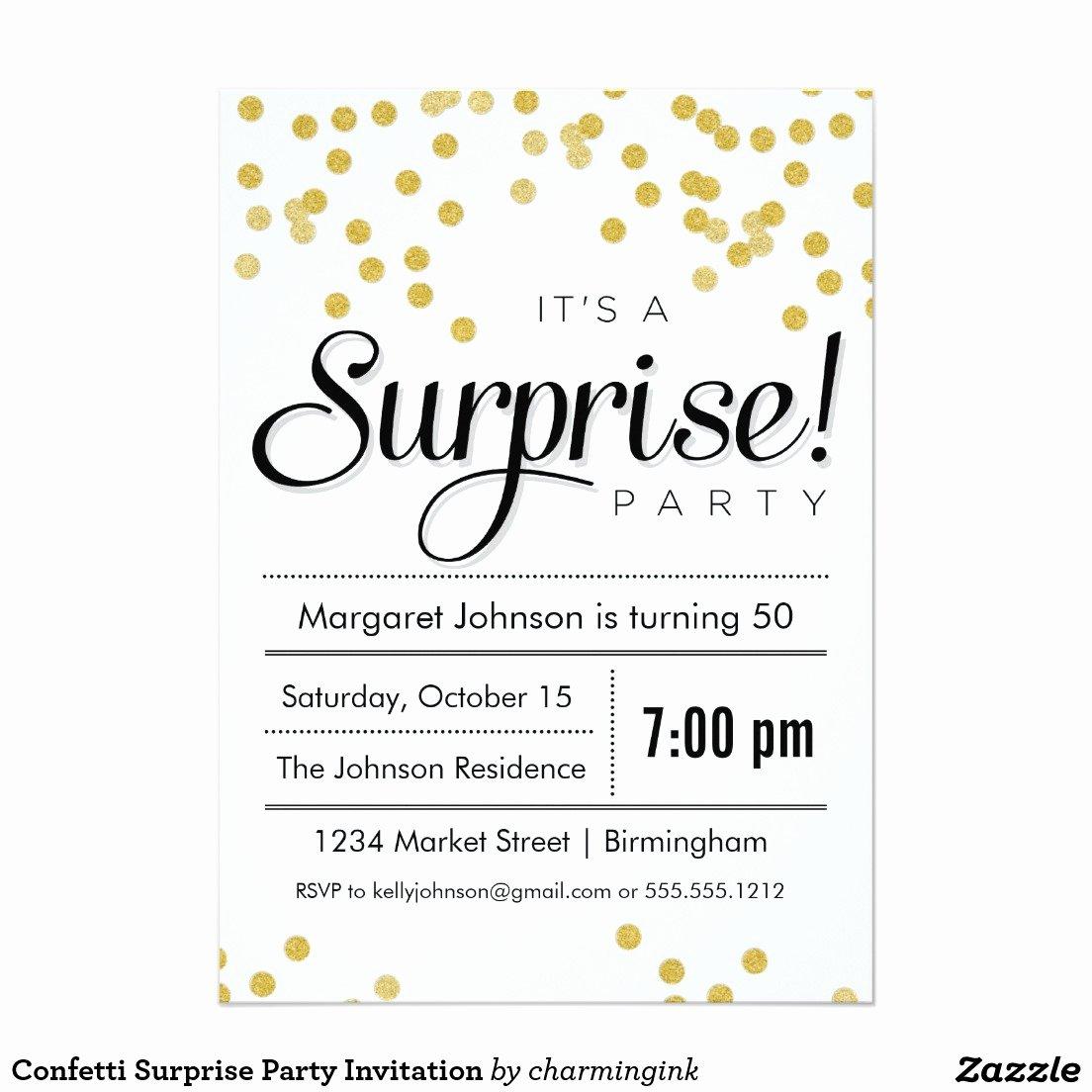 Surprise Party Invitation Template Free – orderecigsjuicefo