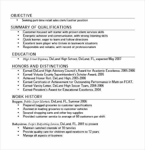 Suzie Student Teen Resume Pdf Free Samples Examples
