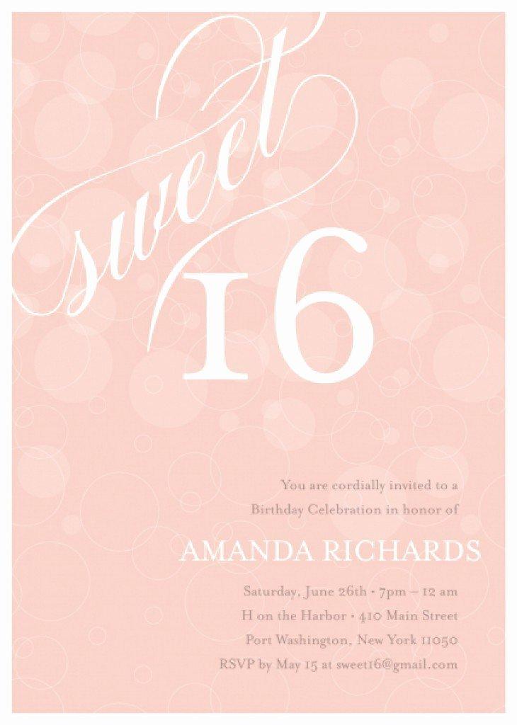 Sweet Sixteen Printable Templates