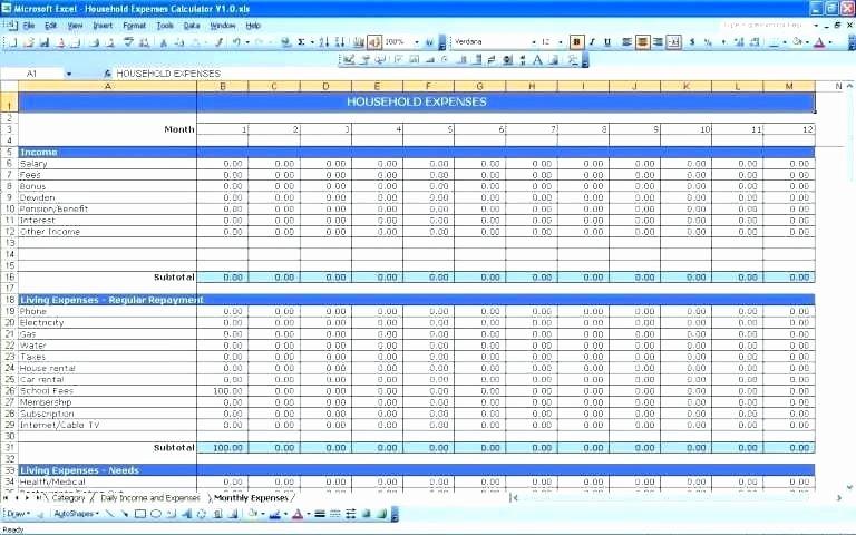 T Accounts Excel Template – Discopolisub
