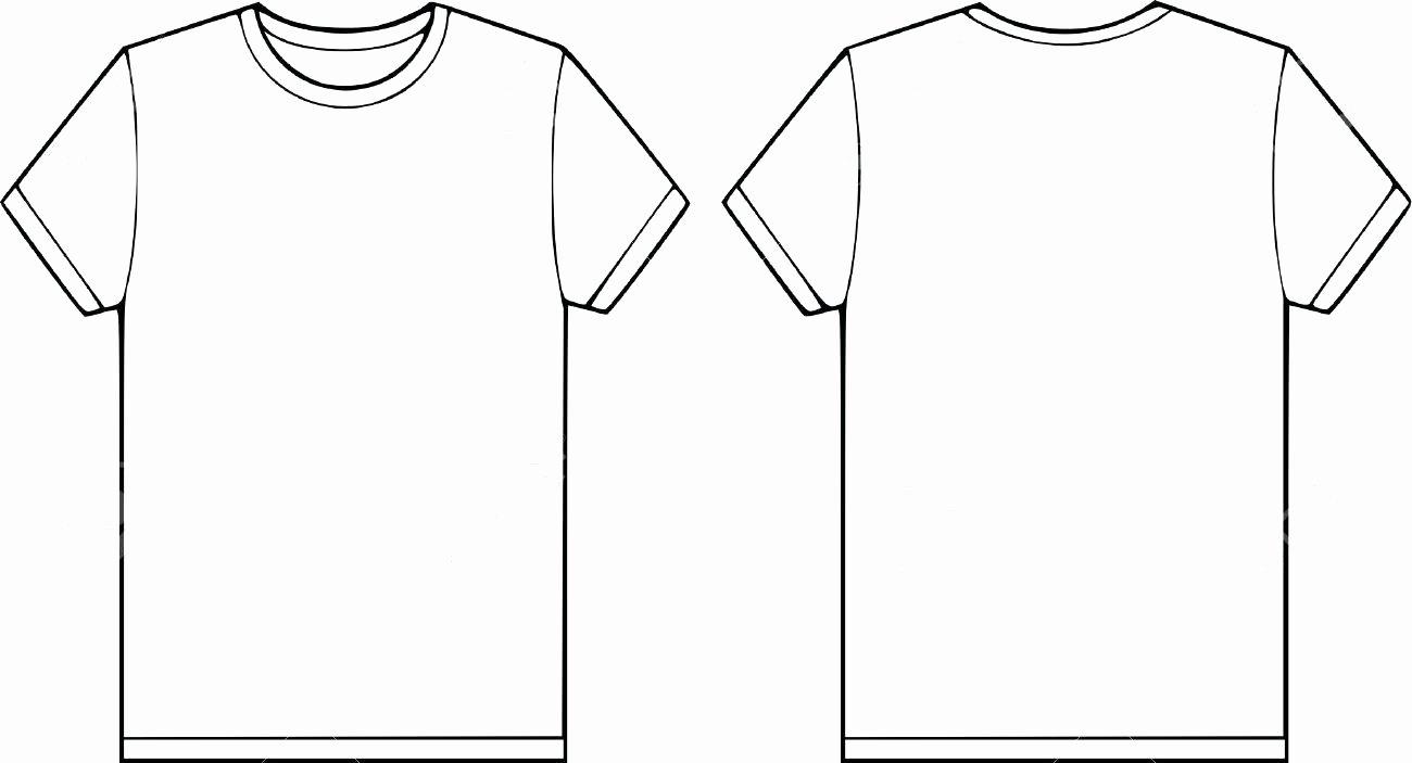 T Shirt Pocket Template