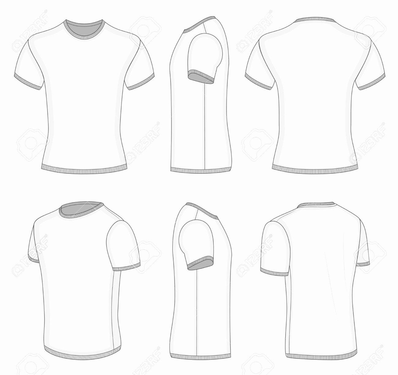 T Shirt Sleeve Template Beautiful Template Design Ideas