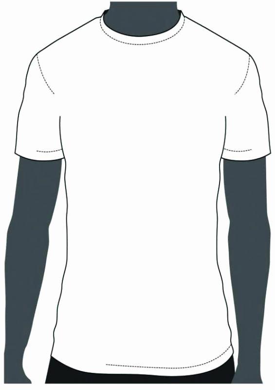 T Shirt Template Shop