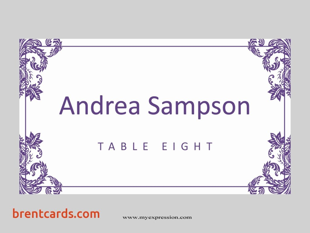 Table Name Template Avery Name Plate Template Name Tent