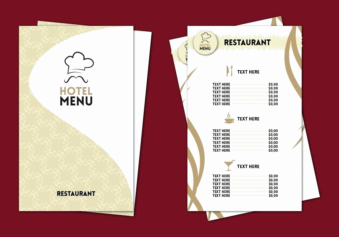 Take Out Menu Template Unique Pretty Take Out Menu