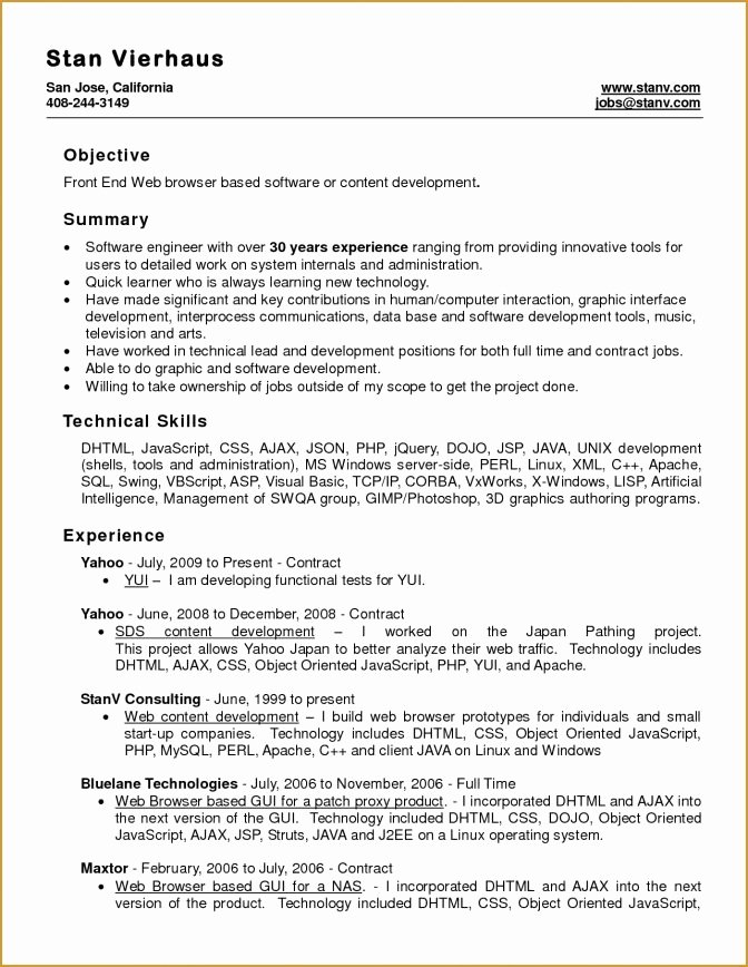 Teacher Resume Templates Microsoft Word 2007 Best Resume