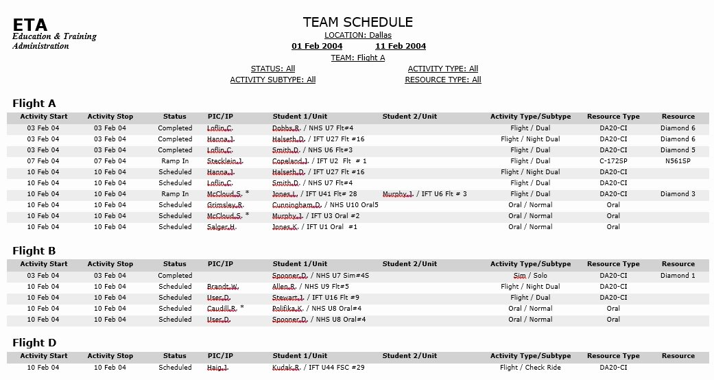Team Snack Schedule Template Here is Link for