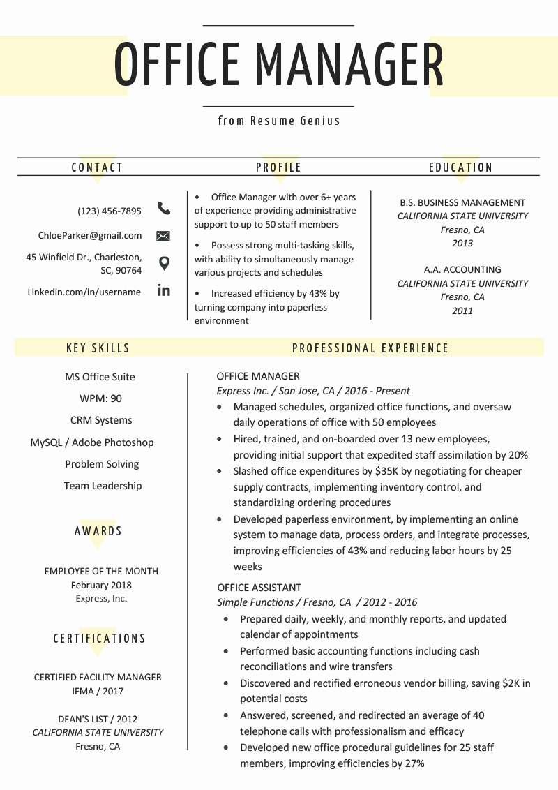 Tech Skills for Resume Resume Skills Section 250 for Your