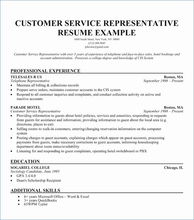 Tech Support Resume – Igniteresumes