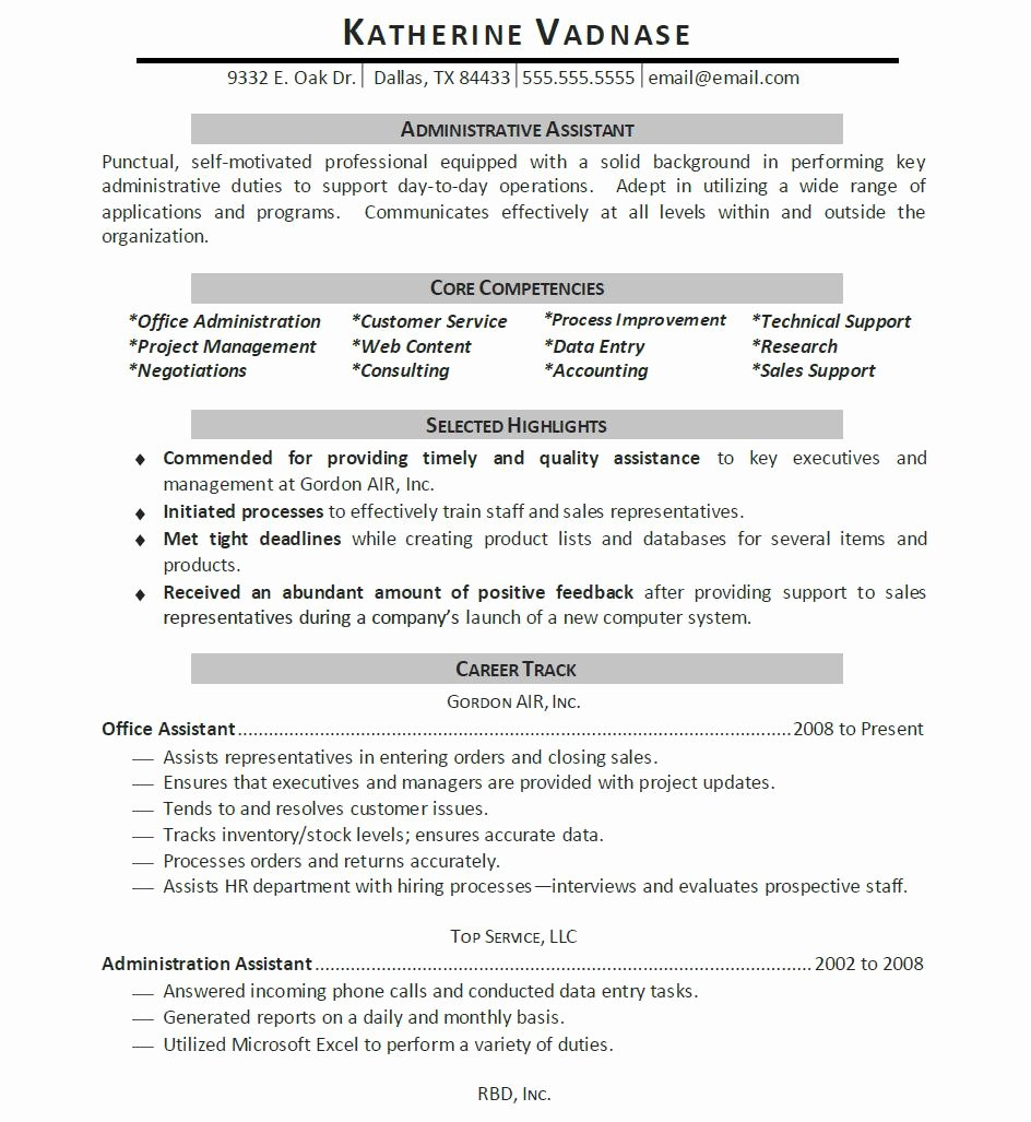 Technical Skills List Examples Sample Resume Support