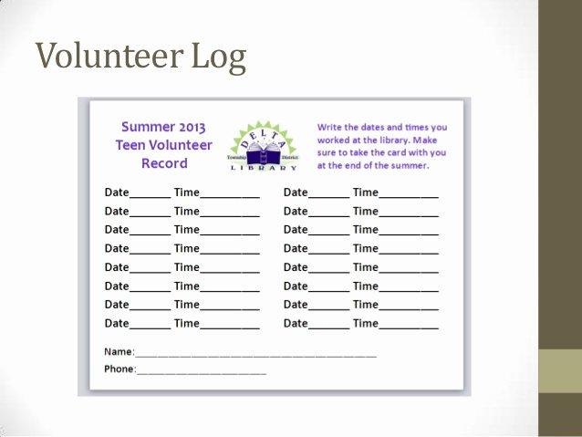Teen Volunteers Making A Library Volunteer Program Work