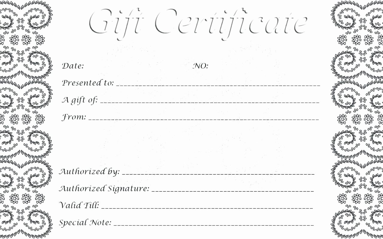 Template Baby Birth Certificate Template