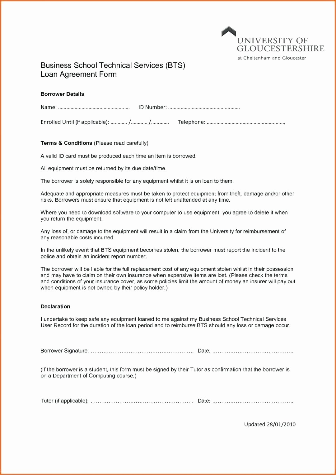 Template Business Purchase Agreement Template