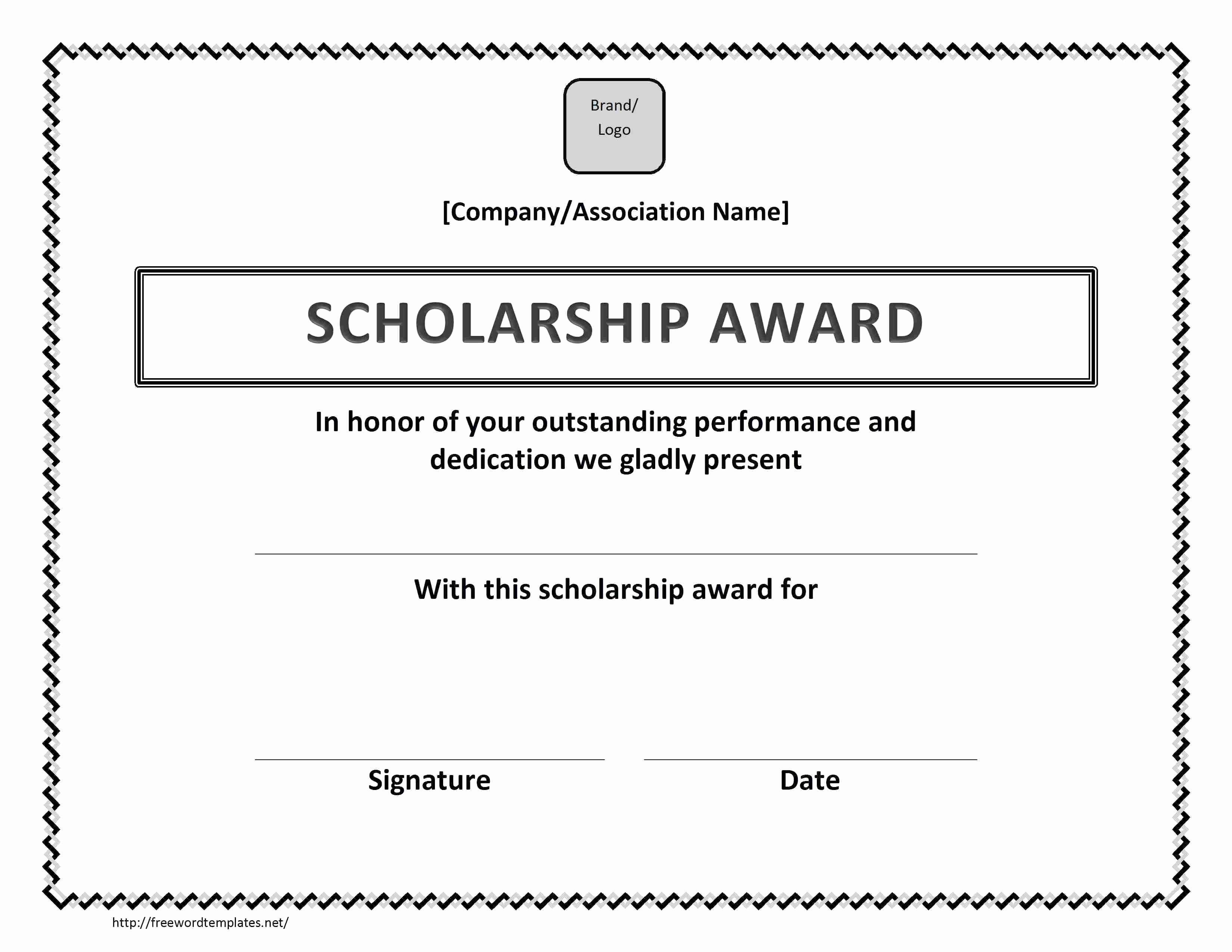 Template Congratulations Certificate Template Word