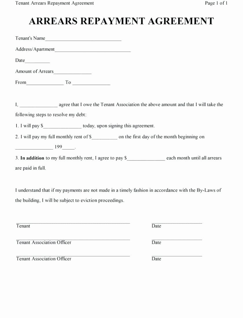 Template Contract Template for Borrowing Money