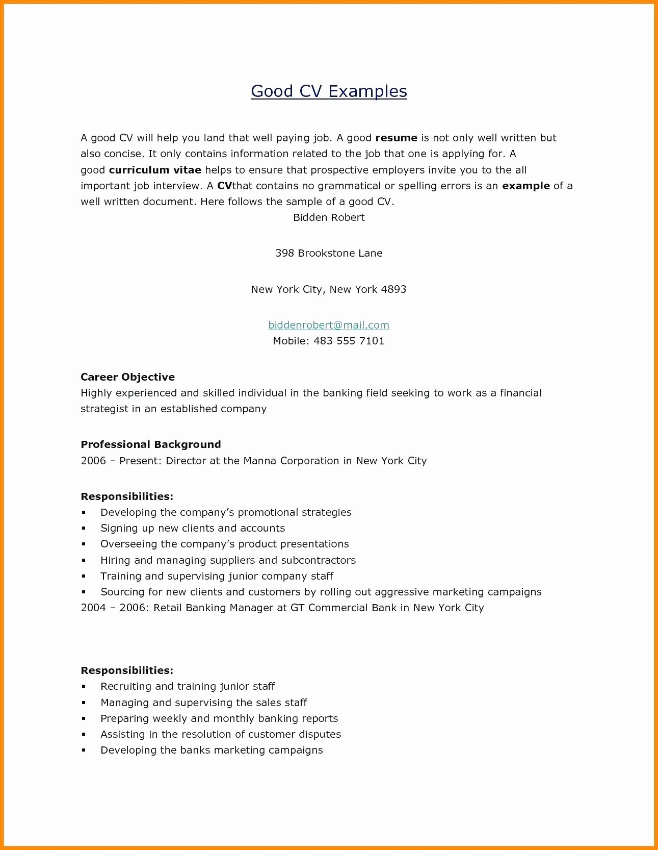 Cover Letter Template Google