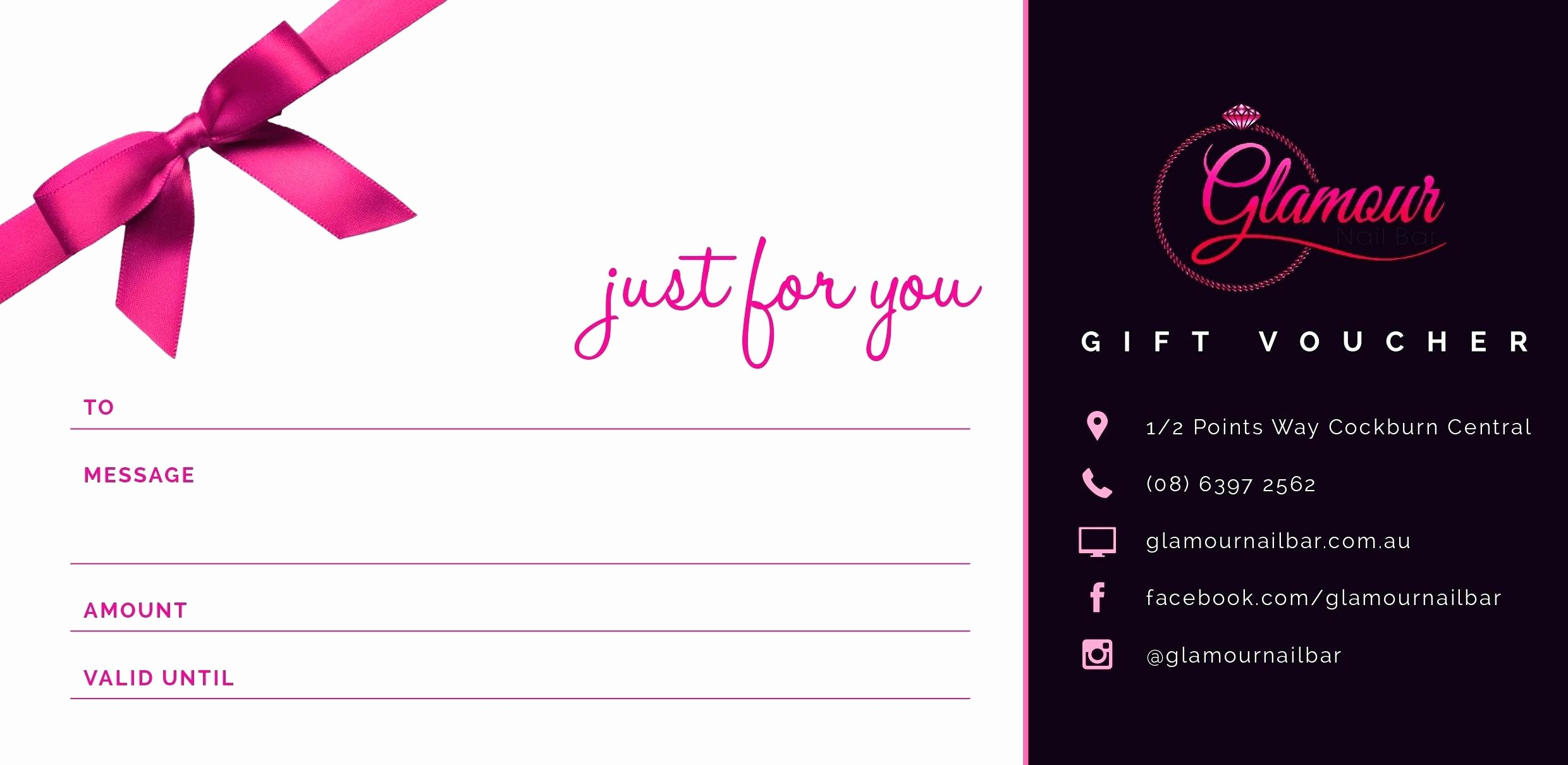 Template Gift Certificate Template Microsoft Word
