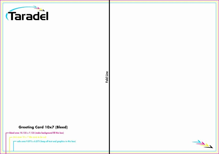 Template Greeting Card Template