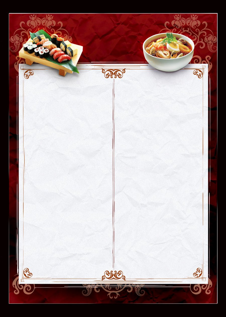 Template Menu Chinese Food by Jotapehq On Deviantart