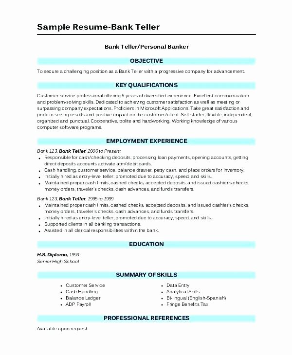 Template Personal Trainer Resume Template