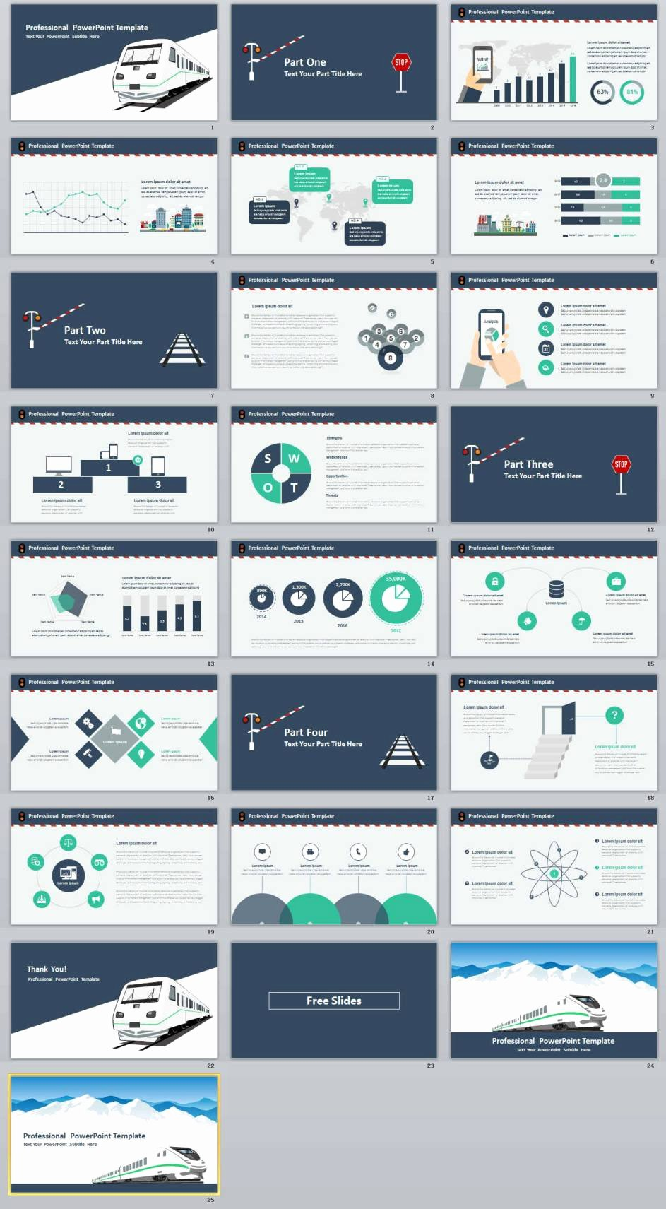 Template Powerpoint Free Download 2018 Templates Station
