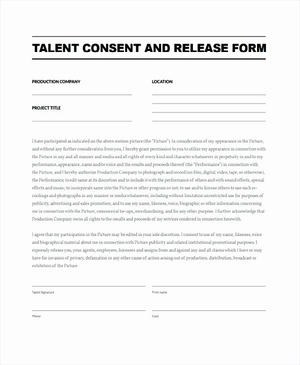 Template Talent Contract Free Advertising Agency Agreement