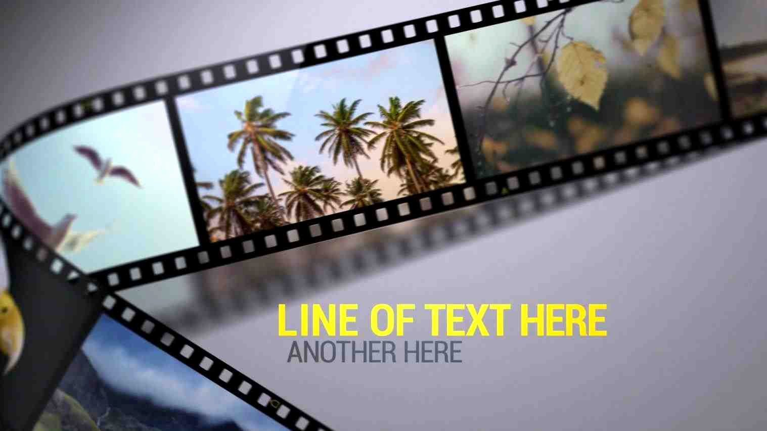 Templates torrents Strips after Effects Template Youtube
