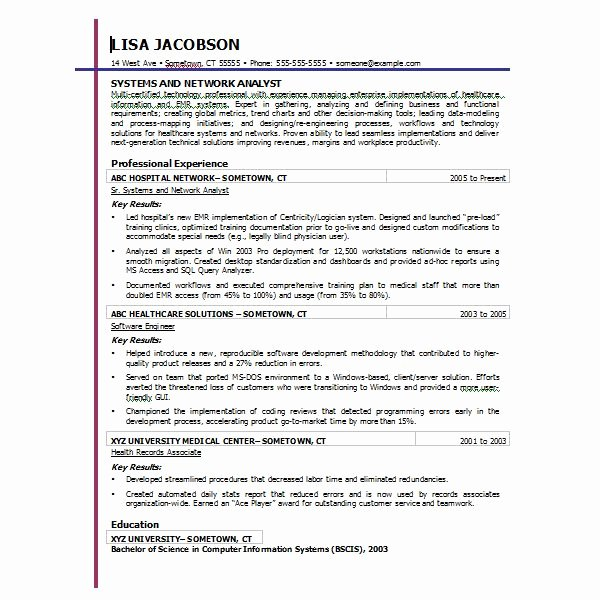 Ten Great Free Resume Templates Microsoft Word Download Links