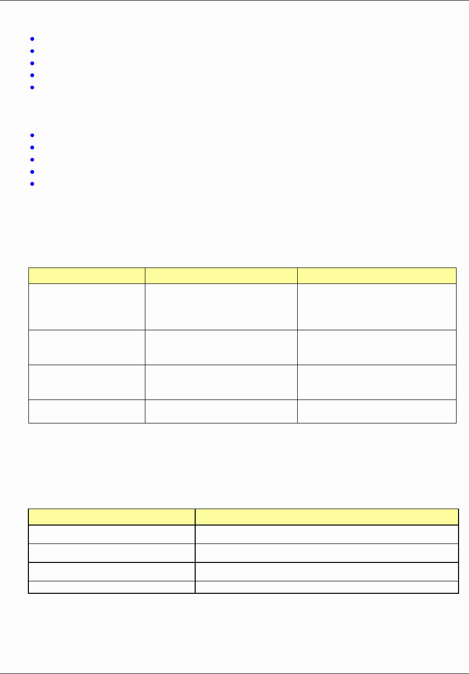 Test Plan Template In Word and Pdf formats Page 7 Of 11