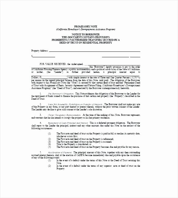Texas Real Estate Promissory Note form Promissory Note