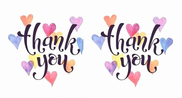 Thank You Card Template – Jjbuildingfo