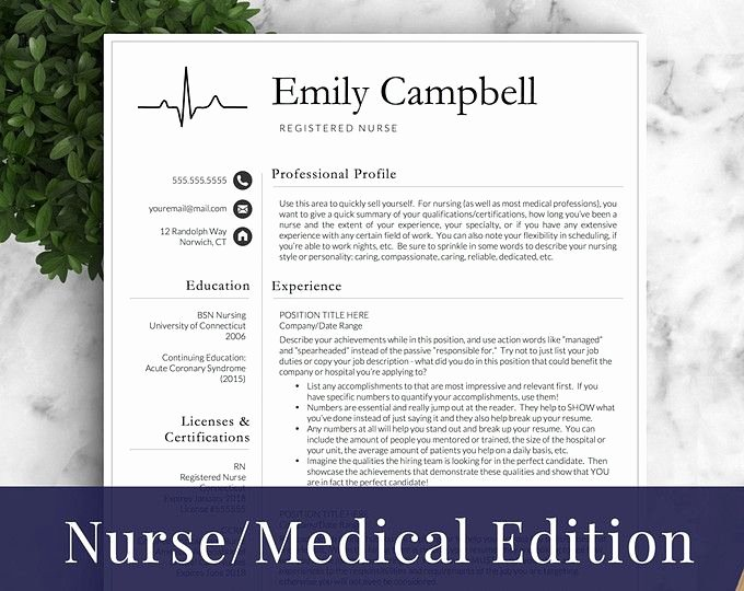 The 25 Best Nursing Cv Ideas On Pinterest