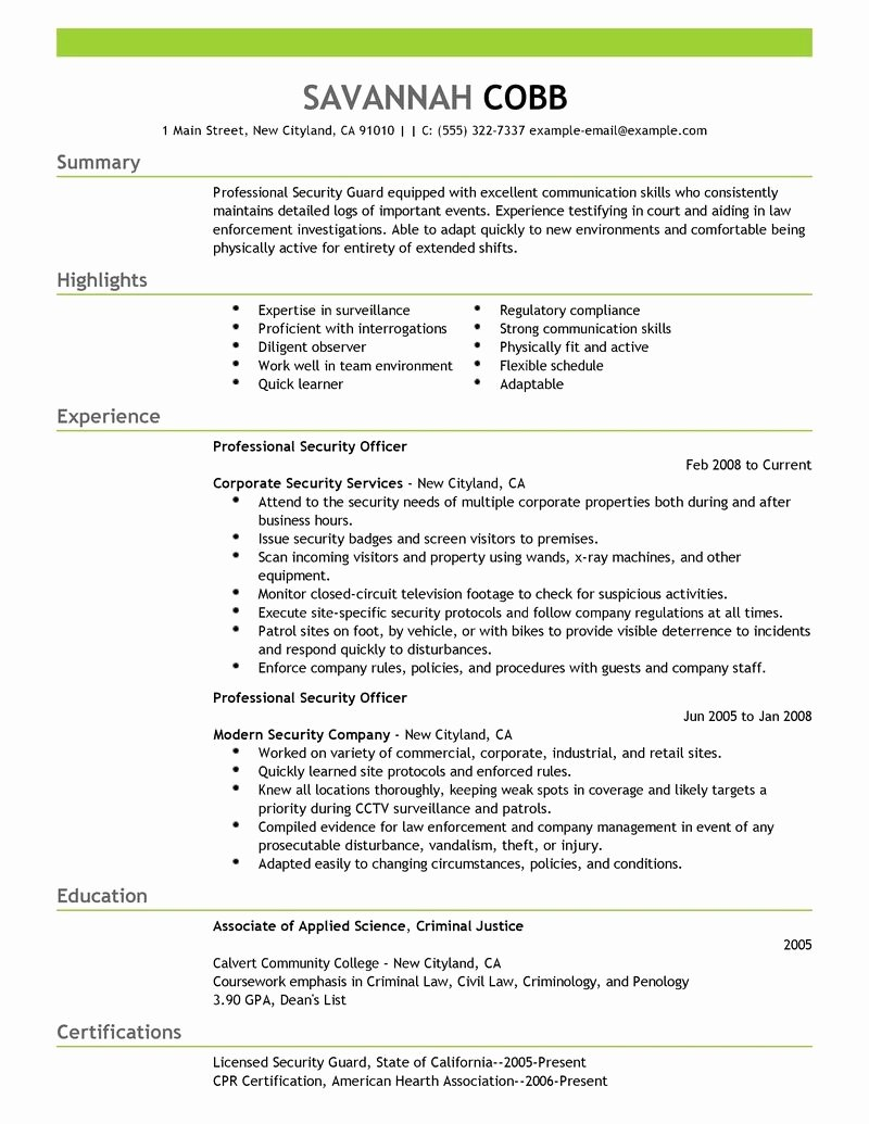 the best resume builder