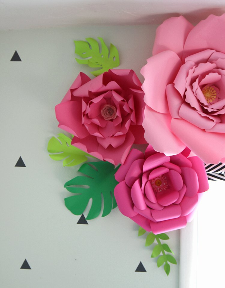 The Craft Patch How to Make Paper Flowers
