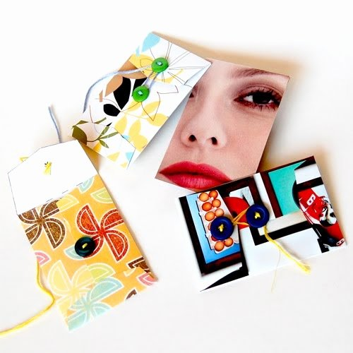 The Craftinomicon Diy Gift Card Envelopes