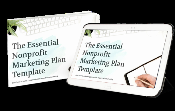The Essential Nonprofit Marketing Plan Template Download