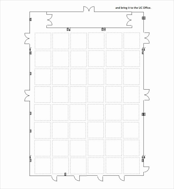 The Gallery for Blank Floor Plan Templates