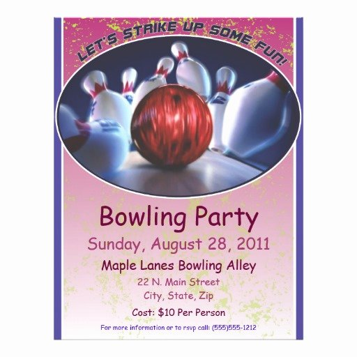 collectionbdwn bowling flyers