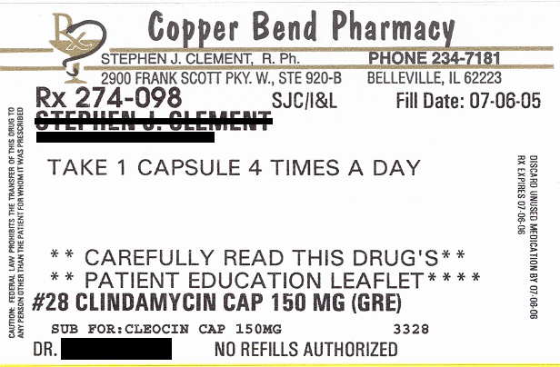 The Gallery for Prescription Label Template