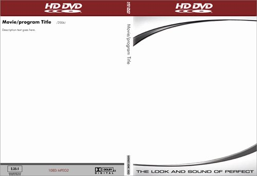 The Official Avs Guide to Hd Dvd Authoring Page 5 Avs