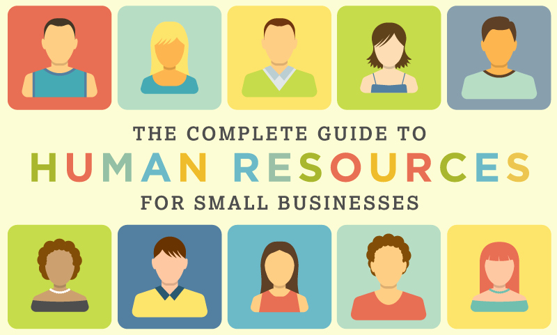 The Plete Guide to Human Resources for Small Business