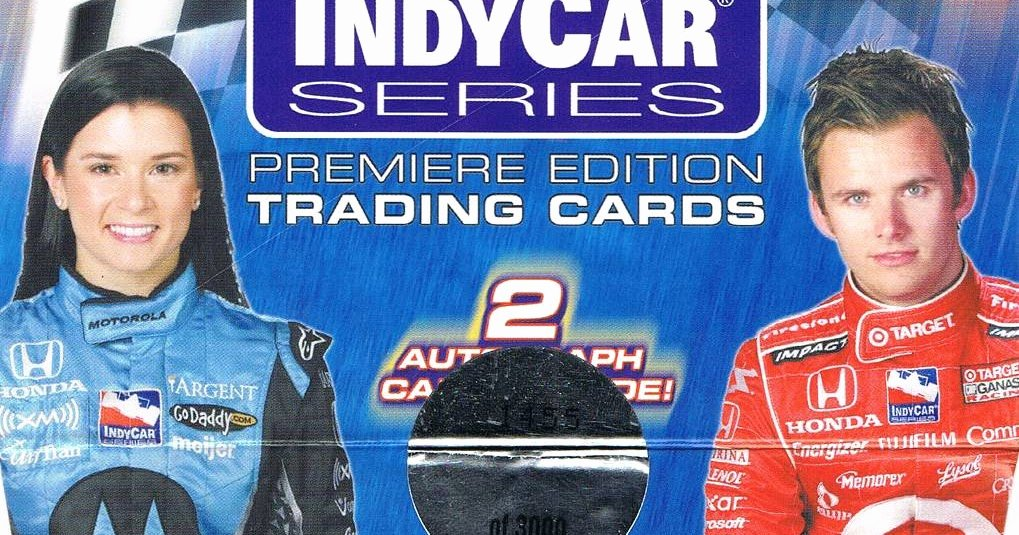 The Raz Card Blog Pack Of the Day 143 A Box Of 2007
