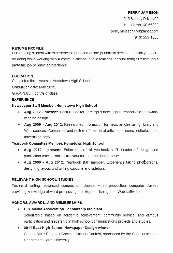 The Word Resume Free Ms Word Resume Templates Beautiful