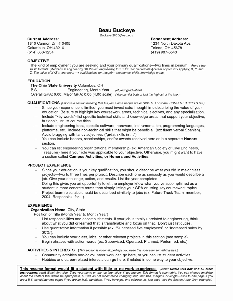 The Worst Entry Level Resume Samples 2017 Ever