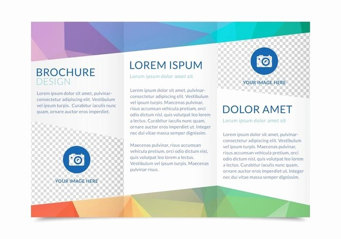 Three Fold Brochure Template Invitation Template