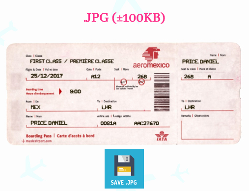 Ticket O Matic is the Best Fake Airline Ticket Generator